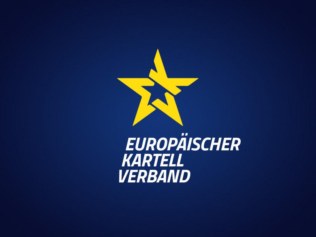 Europäischer Kartellverband Logo