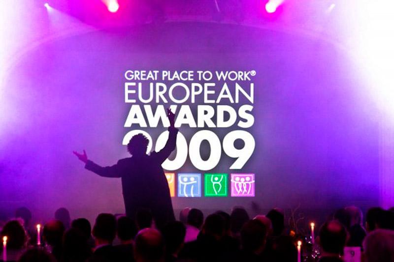 GPTW European Awards Video
