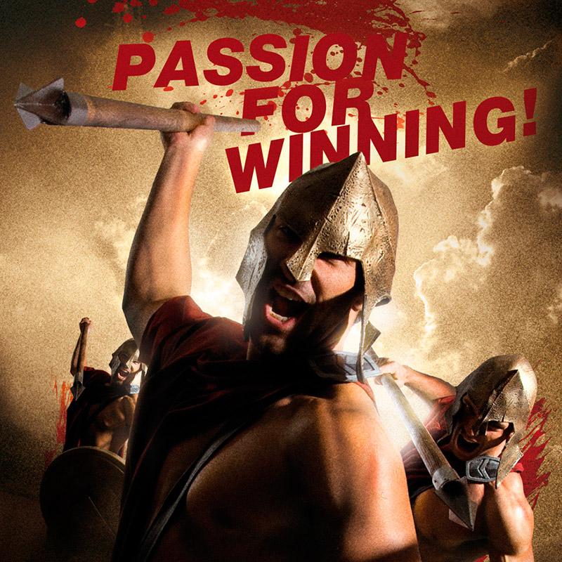 Spartaner Kampagne
