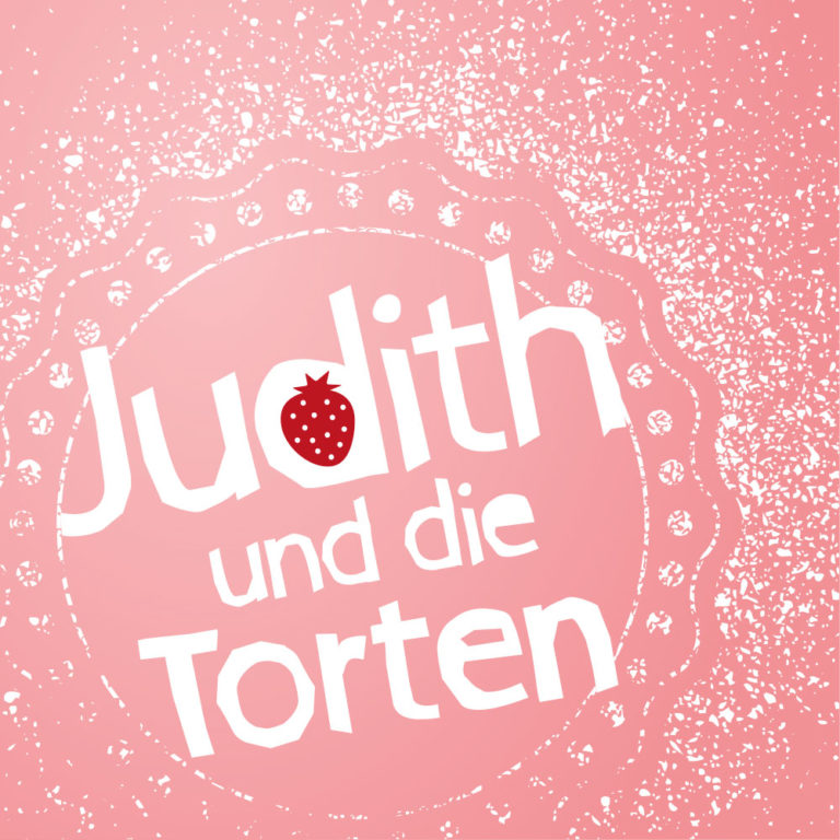 Judith und die Torten Corporate Design