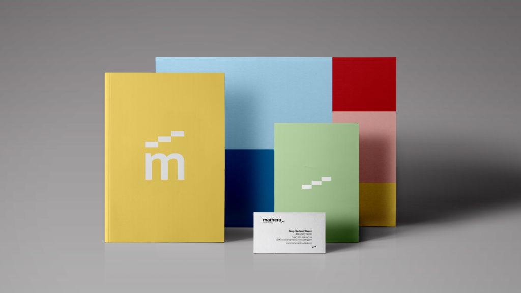 Mathera Corporate Design