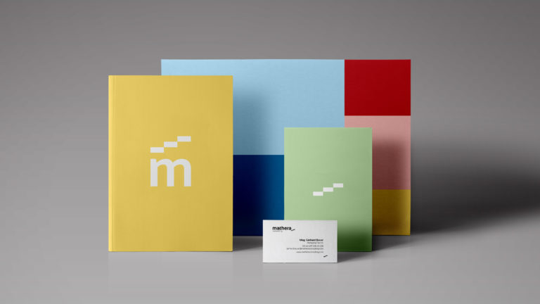 Mathera Corporate Design