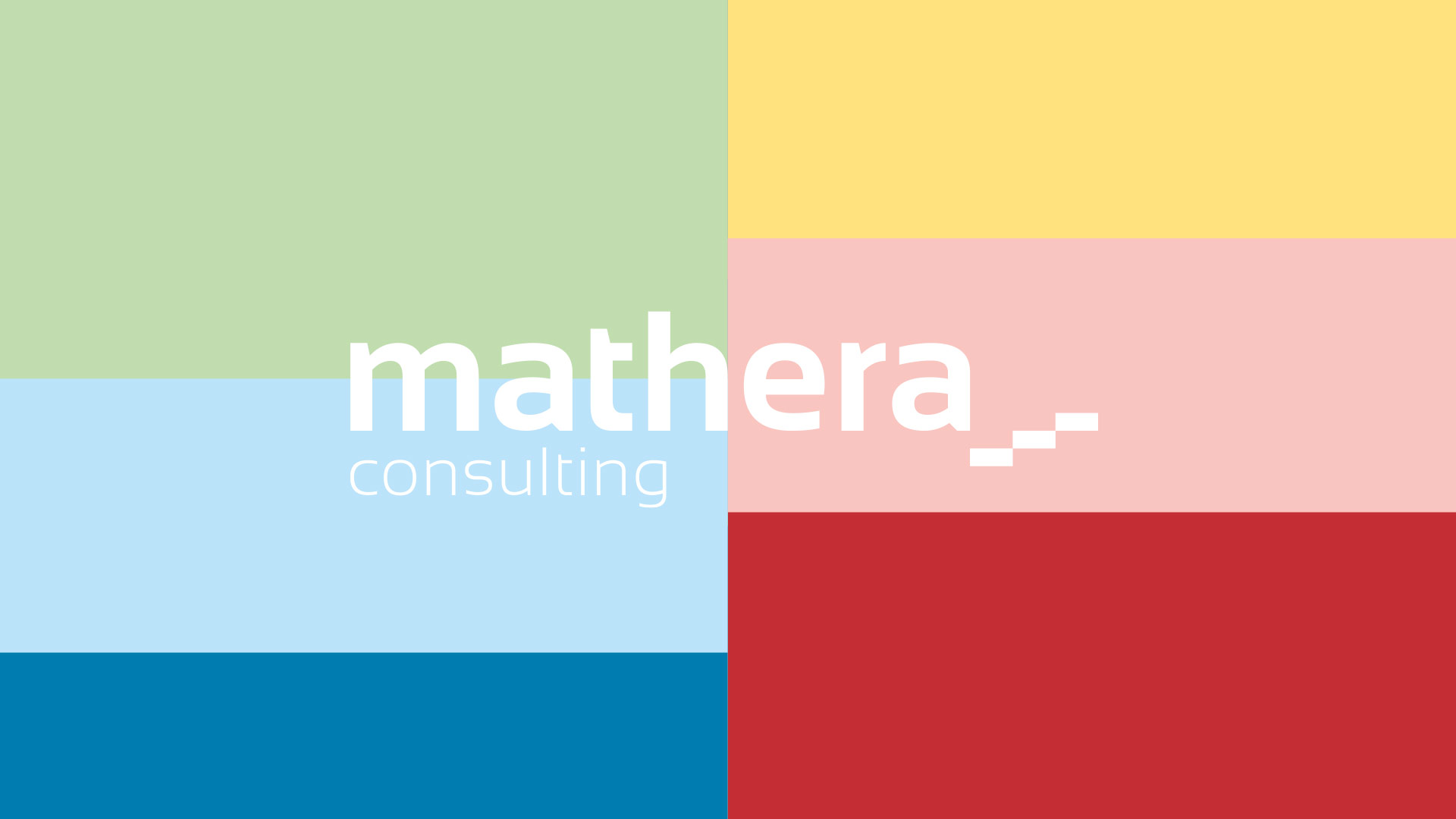 Mathera Logo & Colors