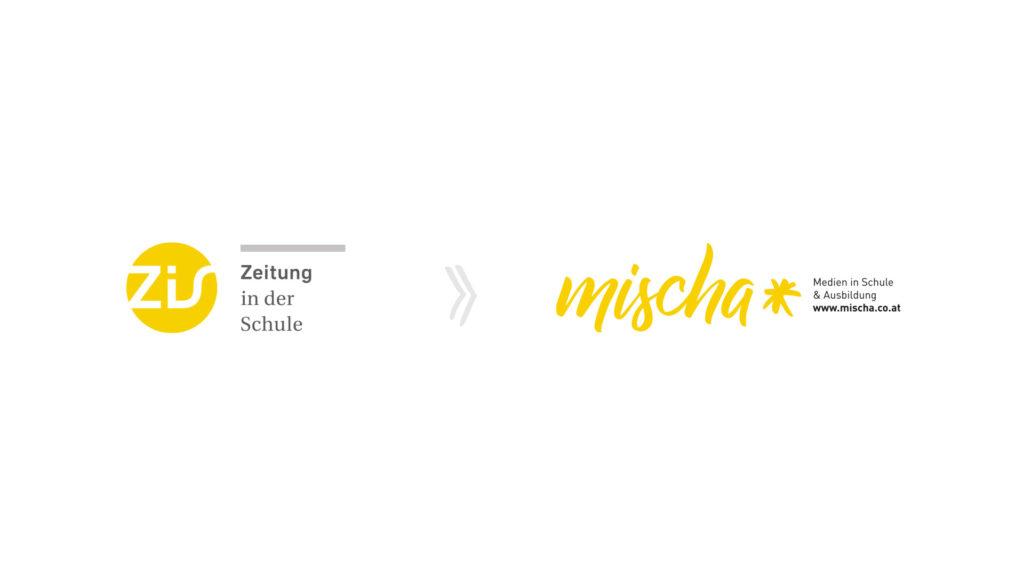 mischa Logo Entwicklung